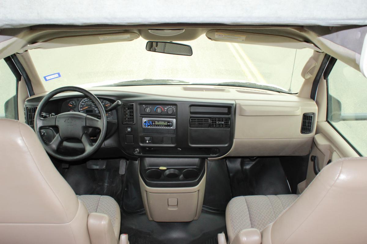 2005 Chevy Gulstream Ultra Se 9