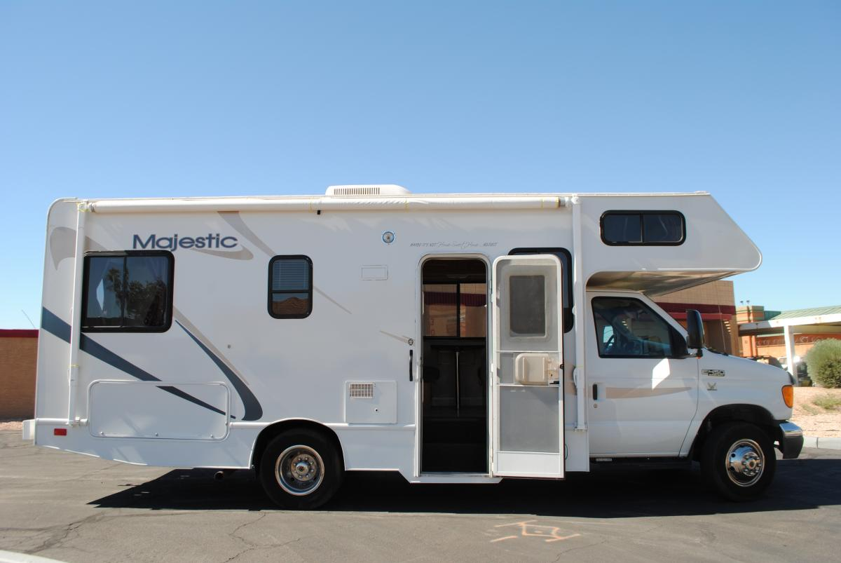 2006 Ford Fourwinds Majestic 23a 5